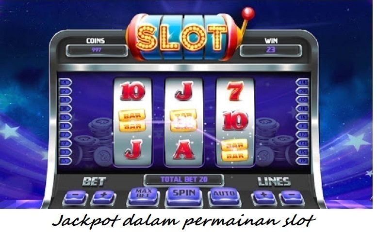 Jackpot dalam permainan slot